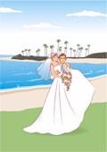 Watch more like Destination Wedding Clip Art