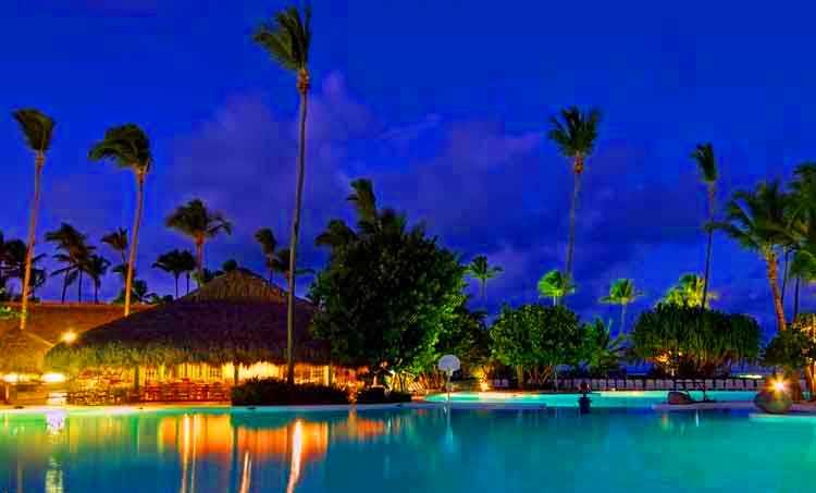 Tiki Heads Roll 4th Of July Week To Bavaro Beach